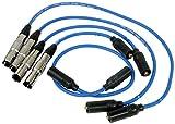 NGK (57132) RC-VWC031 Spark Plug Wire Set
