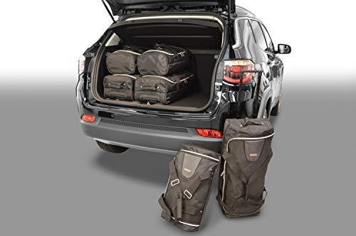 car-bags.com J10301S Compass MP reistas trolley tas + 3X handtas
