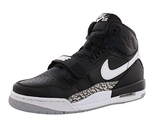 Legacy AIR Nike 312GSFitness 5 ShoesBlackWhite 0015 UK Men's Jordan pMVqSGUz