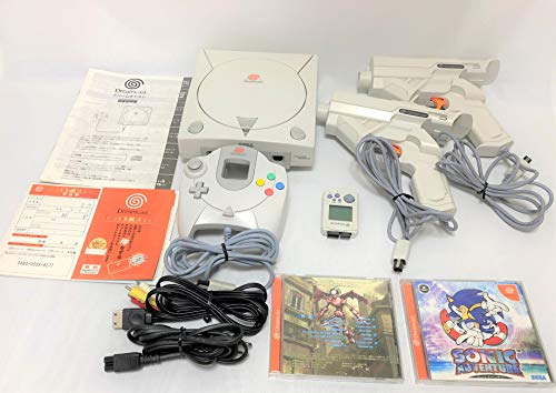 Dreamcast Pearl Blue Color Edition (200ex) Import Japonais
