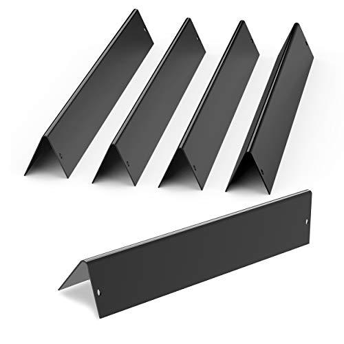 Onlyfire Gas Grill Ersatz Porzellan Stahl Flavourizer Bars/Heizplatte für Weber 7539, 62,2 cm (5-Pack)