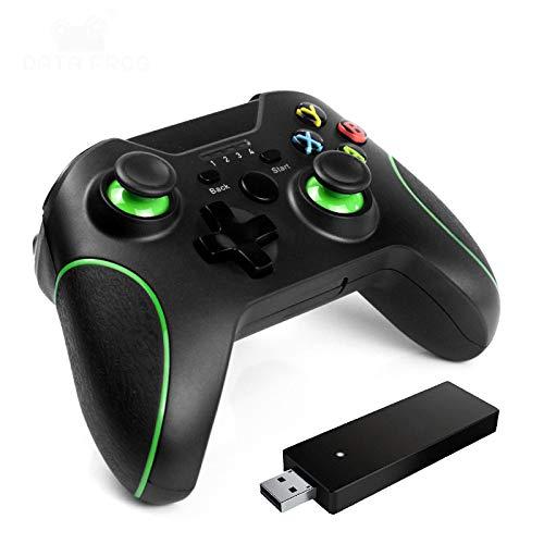 XboxOneコントローラー用ゲームパッド2.4GワイヤレスゲームコントローラージョイスティックPs3 / AndroidスマートフォンゲームパッドWinPc 7/8/10 Gamepad-01