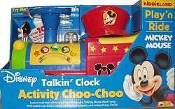 giochi preziosi HDG026575 primipassi train de mickey mouse avec de la musique