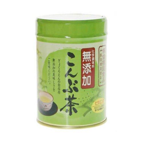無添加こんぶ茶 108g