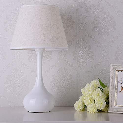 Hogreat Smart led Lámpara Blanca transmisión de la Resina de transmisión de luz como una lámpara de Tela de Tela Blanca lámpara de mesita de Noche lámparas lámparas de iluminación