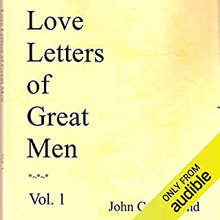 Love Letters of Great Men cover art