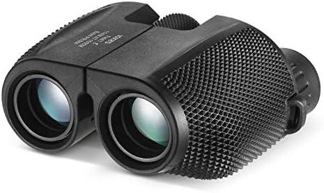 JeromKewin 10X25 Mini HD AllGreen Film Antislip Optics Verrekijker Telescoop Voor Reizen Verrekijker Nieuw Geweldig Cadeau voor Kinderen