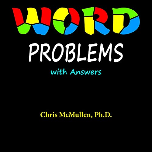 Word Problems with Answers cover art