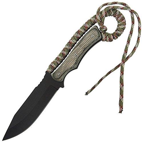 Cuchillo de caza Aztec Caza Outdoor cuchillo Navaja de viaje