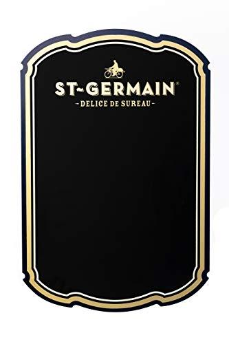 St. Germain Likör - Getränketafel/Bartafel abwaschbar Bazubehör Gastro Drinks