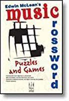 Edwin Mcleans Music Crossword - Puzzles and Games