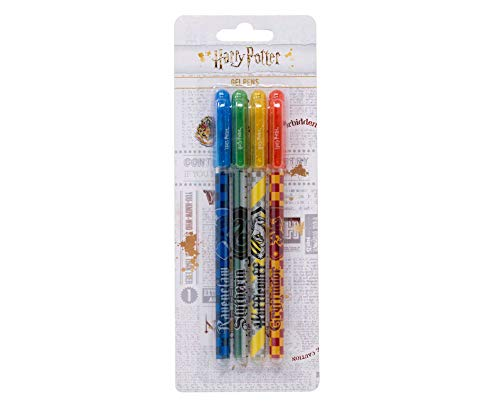 BSS Harry Potter Gel Pens 4-Packs Case (6) Cancelleria