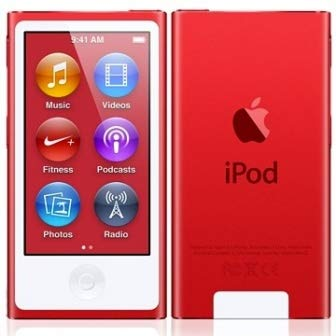 Apple iPod Nano A1446 16GB Rojo