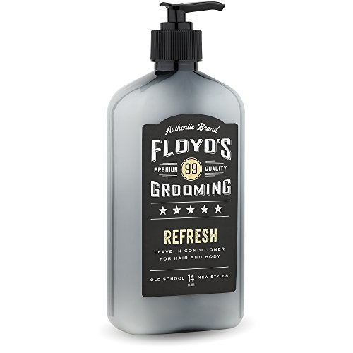 Floyd's 99 Refresh Hair and Body Conditioner - Moisturizing - Soothing - Calming - 14 oz.