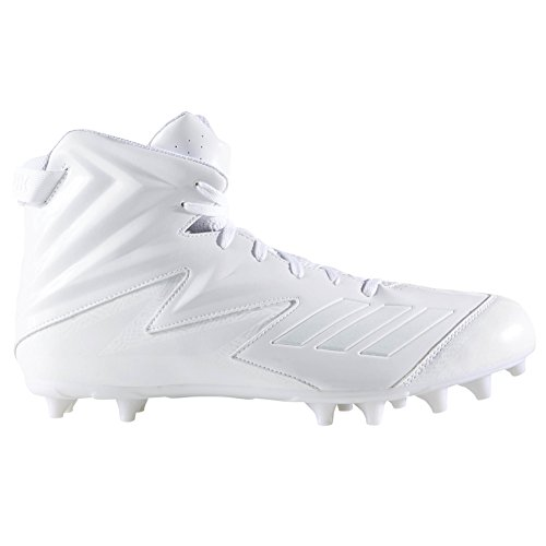 adidas Freak High Wide (2E) Cleat Men's Football 21 White-White-White