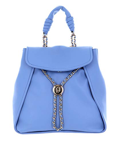 LIU JO Imprevedibile Backpack M Bright Blue Wave