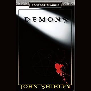 Demons audiobook cover art