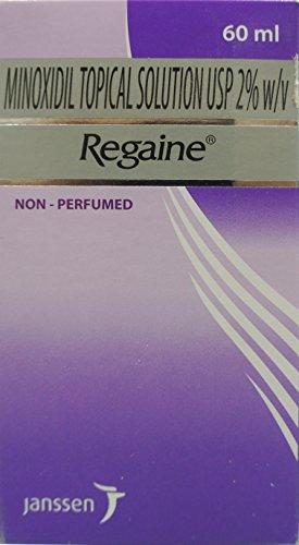 REGAINE MINOXIDIL 2% FOR WOMEN HAIR LOSS TREATMENT- 60 ml