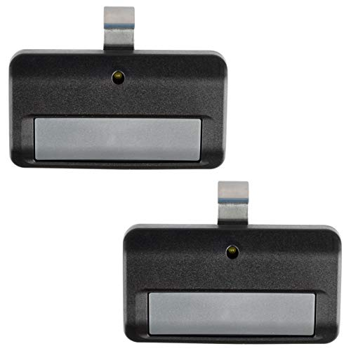 2 for Chamberlain Liftmaster Craftsman Garage Door Opener Remote 891LM Learn
