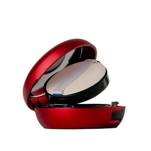 15ml vuoto portatile cesto Air Cushion Puff box fondotinta liquido BB CC Cream contenitore polvere cake box dressing case con specchio cipria e cuscino d' aria spugna