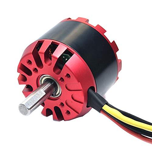 Motor sin escobillas de transmisión por cinturón de 180kv, motor de alta...