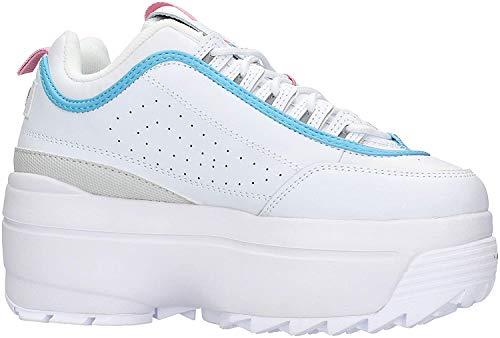 Fila Disruptor Wedge Sneaker Bianca Da Donna 1010865-92W