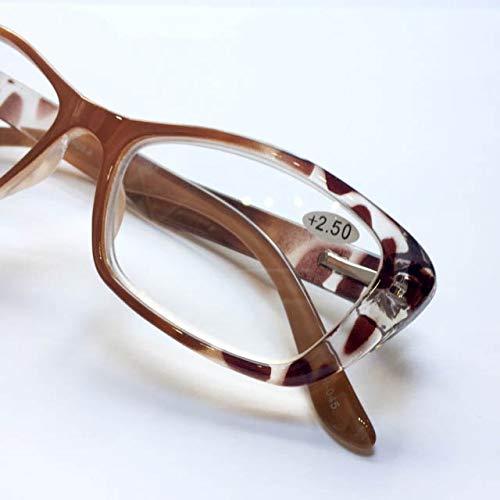YGF41 べっ甲風フレーム 老眼鏡 福祉 介護 ルーペ Reading Glasses シニアグラス ダルトン BONOX YGF41 男女兼用 敬老の日 プレゼント 母の日 (CAMEL, 1)