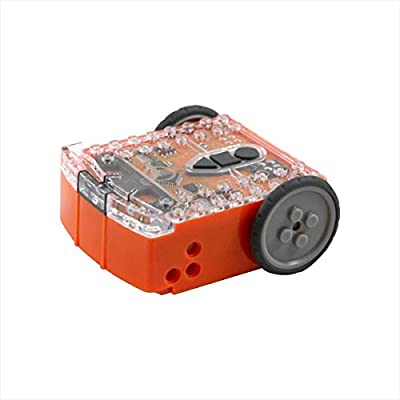 Edison V2.0 Educational Robot - Play, Have Fun and Create - Program Your Own Smart Car, Assorted Colour/Model