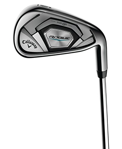 For Sale! Callaway Golf 2018 Men's Rogue Individual Iron, Right Hand, True Temper XP 95 Steeples Ste...
