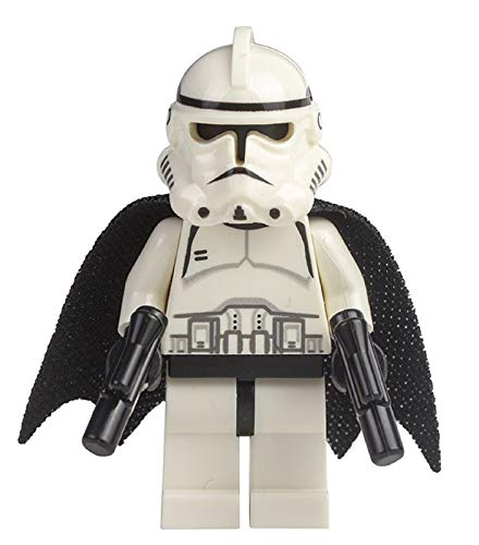 LEGO Star Wars: Phase 2 Clone Battalion Commander - with Twin Pistols