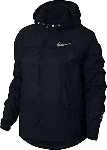 Nike Damen W NK Impossibly Light Jacket HD Trainingsjacke Mit Kapuze, Schwarz, XS