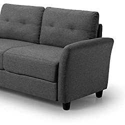 cheap gray couch