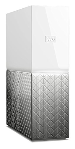 Western Digital WDBVXC0080HWT-EESN - NAS Ext 8TB My Cloud Home LAN