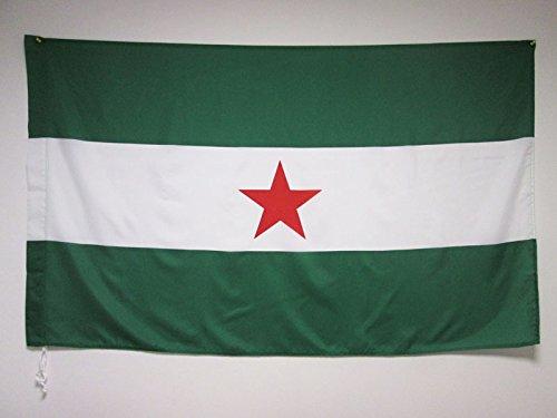Bandera de ANDALUZA 152cm x 91cm