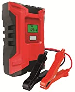 PRODUCT BENEFITS: When connected to a battery for long periods this charger will automatically keep the battery at full power without overcharging (see manual). PRODUCT USES: With the features that are built into this Intelligent Charger, this makes ...