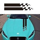 Cubierta de Toma de Aire Negro Lustroso para Mini Cooper S 07+ R55 // R56