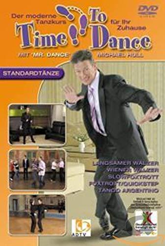 Time to Dance - Der moderne Tanzkurs für Zuhause: Standardtänze