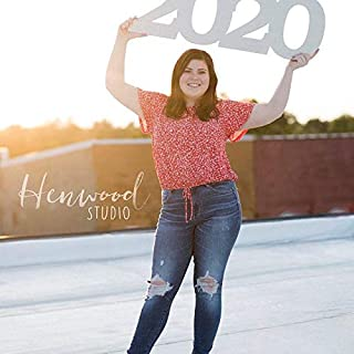 Wooden 2020 Photo Prop, Wooden Numbers, Wooden Letters, Graduation Number, Graduation Party Decor, Senior Photo Prop, Preschool Graduation, Middle School Graduation, High School Graduation Decor.