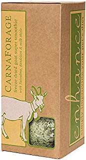 Steve's Enhance Freeze Dried Goats Milk (CarnaForage, 8oz)
