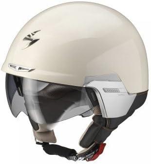 Scorpion Offener Helm Padova Ii Mit Abnehmbarem Kragen Und Externem Visier Auto