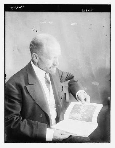 HistoricalFindings Photo: David Peck Todd,1855-1939,American Astronomer,Born in Lake Ridge,New York