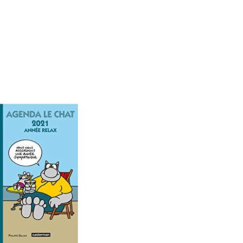 Mirror PDF: Mini-agenda Le Chat 2021 : Année relax