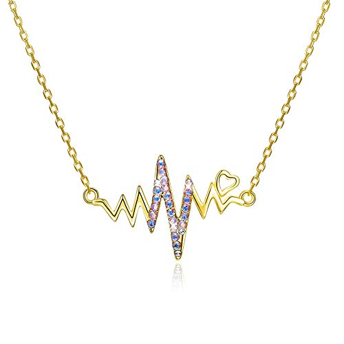 Collar De Diamantes con Swarovski