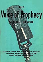 The Voice Prophecy Song Book