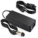 Govolia 24V Electric Scooter Battery Charger for Razor E100 E200 E200S E175 E300 E300S E125 E150 E500 E500S PR200 E225S E325S MX350 MX400 ZR350 Power Supply Cord