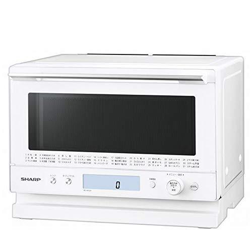 シャープ 簡易スチームオーブンレンジ 23L ホワイト系SHARP 過熱水蒸気オーブンレンジ PLAINLY(プレーンリー) RE-WF231-W