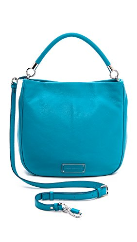 Marc by Marc Jacobs Women's Too Hot to Handle Hobo Bag, Turkish Tile, One Size (Marc Jacobs Too Hot To Handle Handbag)