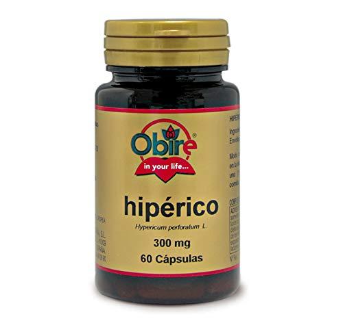 Obire Hipérico 300 mg - 60 Cápsulas