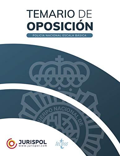 Pack Temario oposición escala básica policía nacional: 4 volumenes