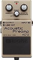 Boss AD-2 Acoustic Guitar Preamp Pedal [並行輸入品]